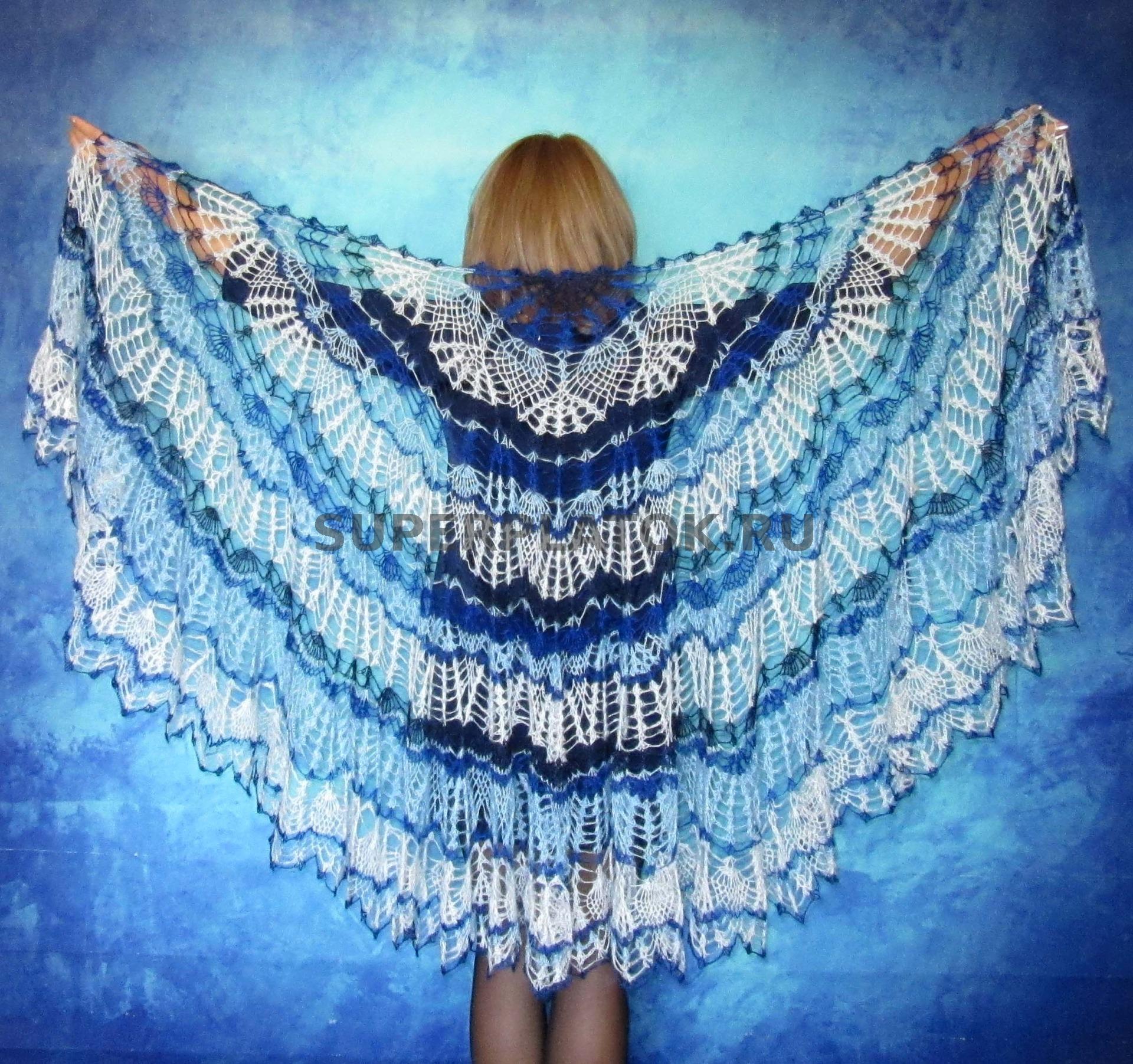 8bb20b39fcd4 голубая пелерина,вязаная пуховая пелерина,женская накидка на плечи ...